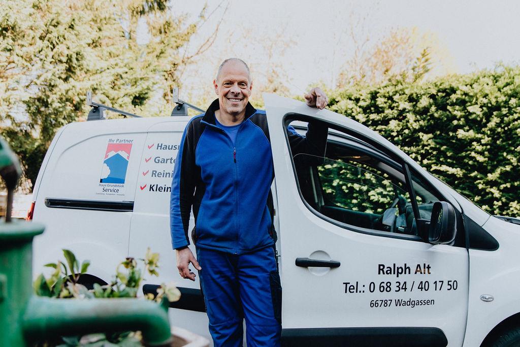 Ralph Alt